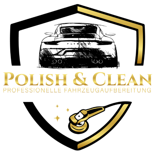logo polish and clean